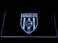 B1009 20 + цвета 5 размеров SC Heracles Almelo 1903 Эредивизи футбол светодиодные неоновые световые знаки