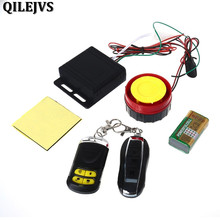 Motorcycle Bike Alarm System Scooter Anti-theft Security Alarm System Remote Control Engine Start+Alarme Moto Speaker цена в Москве и Питере