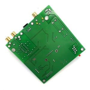Image 5 - ES9038 Q2M I2S DSD Decoder Coaxial Fiber Input DAC Decoding Board HIFI Audio Amplifier Board F7 003