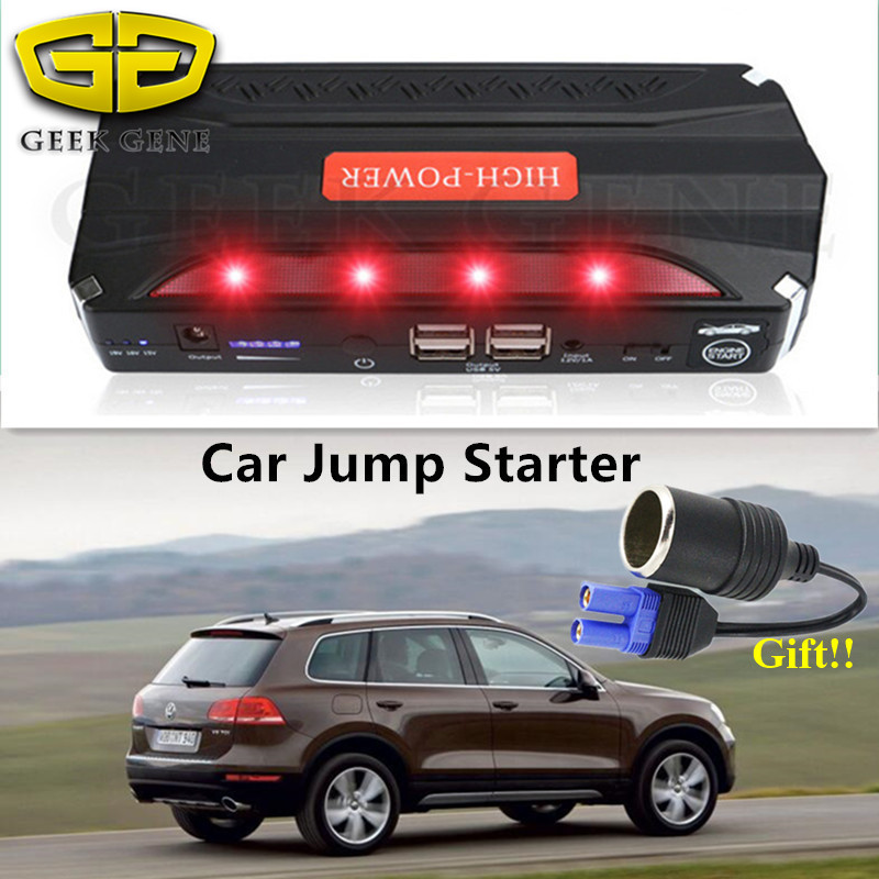 Mini Emergency Car Jump Starter 600A Portable Car Charger For Car Battery Booster Buster High Power