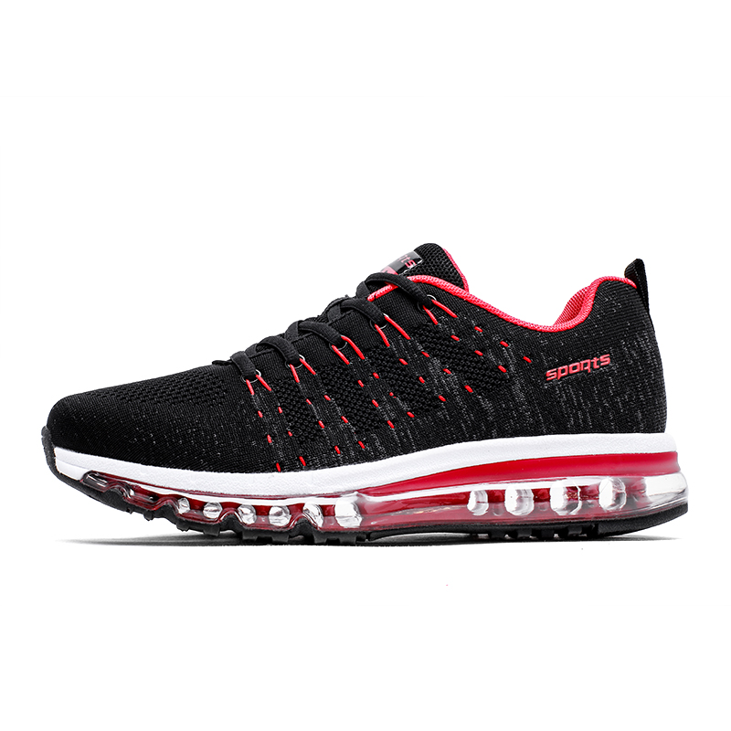 running shoes cool light breathable sport for men sneakers outdoor jogging walking shoe big size 36-47
