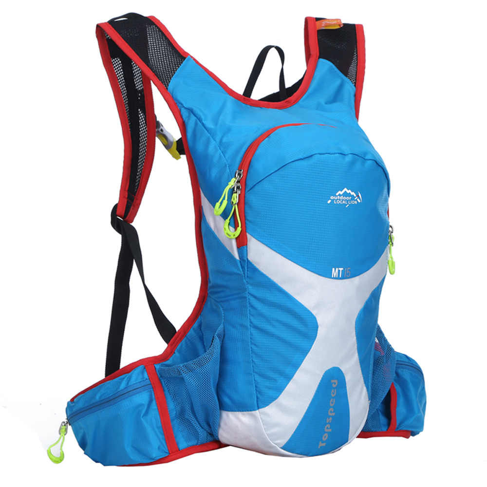 15L Bicyle Travel Backpacks Rock Climbing Bags Hiking Backpacks Outdoor Riding Backpacks  Polyester Cycling Backpacks  069 рюкзаки zipit рюкзак shell backpacks