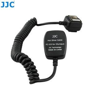 Image 1 - JJC 1.3 m TTL Off lampa błyskowa sznury synchronizacji światła zdalnego skupić się kabel do produktu firmy OLYMPUS/Panasonic kamery miga