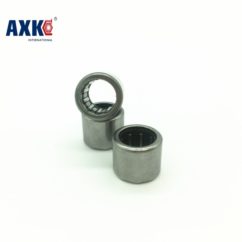 Free shipping High Quality Drawn Cup Type Needle Roller Bearing HK0306 HK0408 HK0607 HK0608 HK0708 HK0810 HK1010 hk0306 needle roller bearing 3mmx6 5mmx6mm 3x6 5x6 mm hk0306tn for 3mm shaft