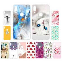 Ojeleye DIY Patterned Silicon Case For Doogee N10 Soft TPU Cartoon Phone Cover Covers Bags Anti-knock Shell