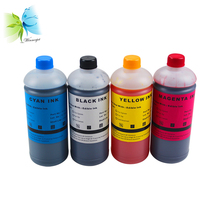 Winnerjet 5 bottle refillable Dye Ink For CANON PIXMA TS5040 TS6040 printer ink with 4 colors