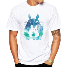 My neighbor Totoro – Blue Shadow Totoro T-shirt