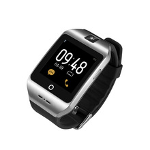 I8s Kompass Uhr Telefon Mit Sim-karte 1,54 «Touch Screen Bluetooth 4,0 Smartwatch Android-Grau/Silber/Gold