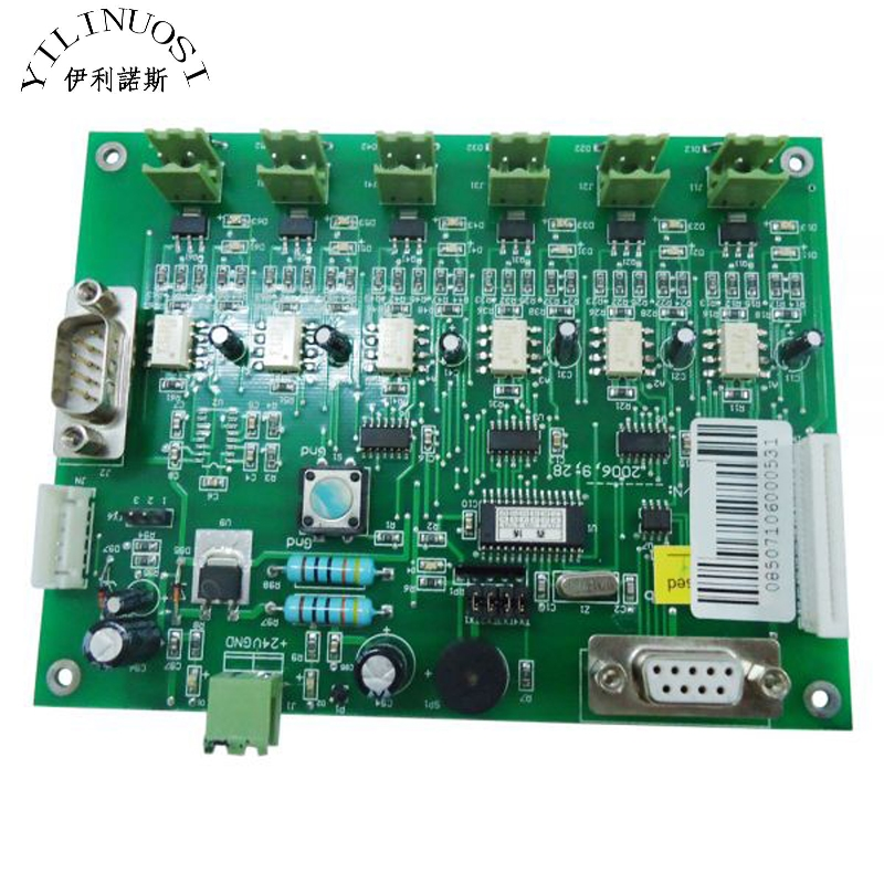 WIT-COLOR Ultra 1000 Control Board Ink Supply wit color ultra 2000 carriage control board printer parts