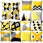 Cushion Covers Yello...
