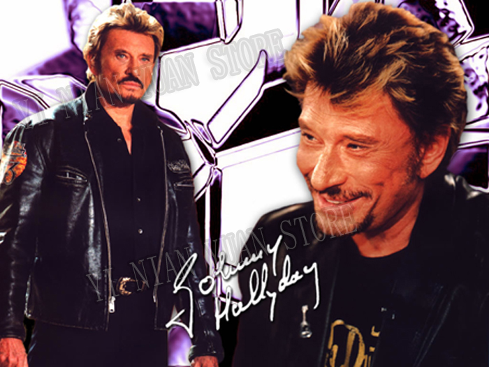 5d diamond painting cross stitch Rock star johnny hallyday picture mosaic kit diamond embroidery hobbies and crafts needlework