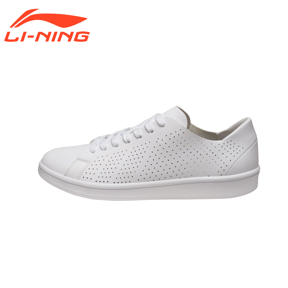 Li-Ning Women's Eternity Glory Classic Walking Shoes Summer Style Sneakers LiNing Brand Sports Shoes AGCM108