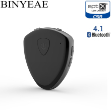 Binyeae Bluetooth Aptx low latency CSR8670 Music Transmitter Receiver mini A2DP Wireless home stereo audio TV Adapter