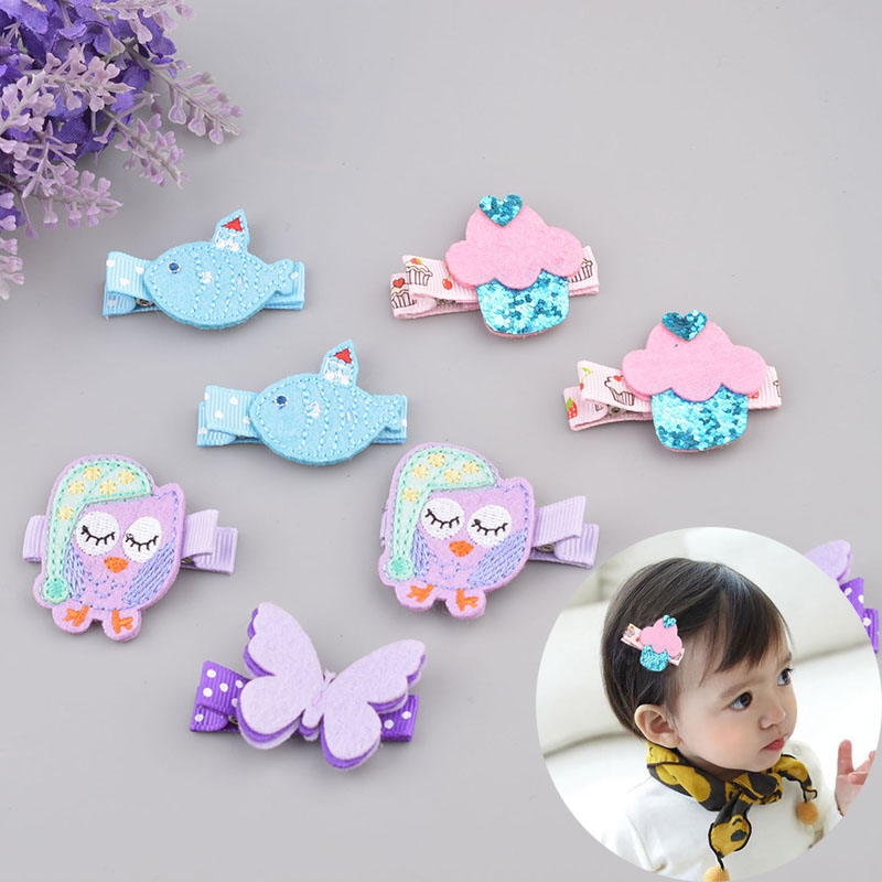 Newly Design Grosgrain Child Small Bow Hairpins Girls Hair Accessories Children Hairgrips Kids Hair Clips Mini   Headwear   A20