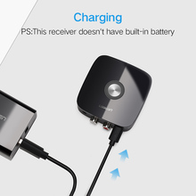Ugreen Bluetooth 4.1 Car Receiver Adapter 3.5mm+2RCA