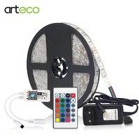 DC12V 60PCS/m Led Strip RGBW RGBWW Waterproof Flexible Neon Light 5M Ribbon Led Tape smd5050 For Living Room Bedroom TV Decorate
