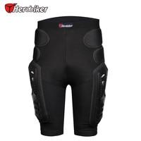 HEROBIKER Motorcycle protective Motorcross DH Bike Skating Ski Skateboarding Armor Shorts Extreme Sport Protective Gear Hip Pad