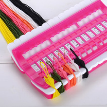 Newly Cross Stitch Line Embroidery Floss Organizer Tool Dedi