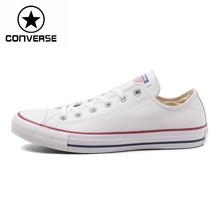 Original New Arrival  Converse all star Unisex Skateboarding Shoes leather Sneakers