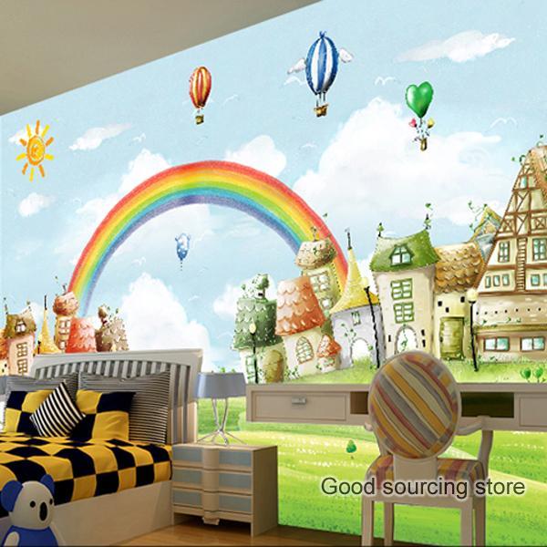regenboog behangkoop goedkope regenboog behang loten van chinese, Meubels Ideeën