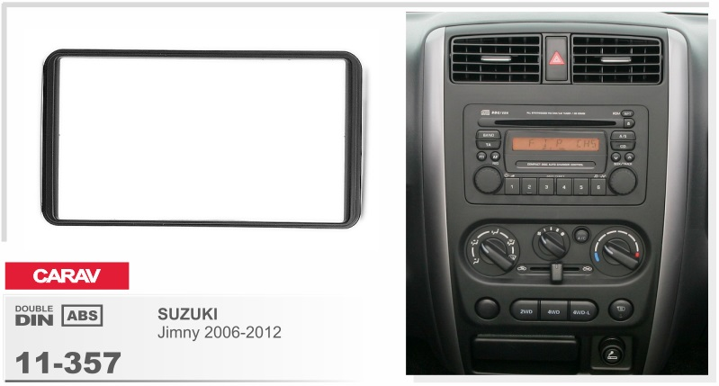 Frame android 6 0 car dvd for suzuki jimny 2006 2012 gps stereo heat units 4G