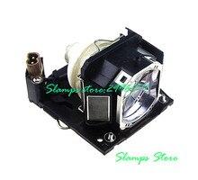 Yüksek Kaliteli DT01151 Projektör Lambası ile konut DT 01151 Hitachi CP RX79 CPRX79 CP RX82 CPRX82 CP RX93 CPRX93 ED X26 EDX26