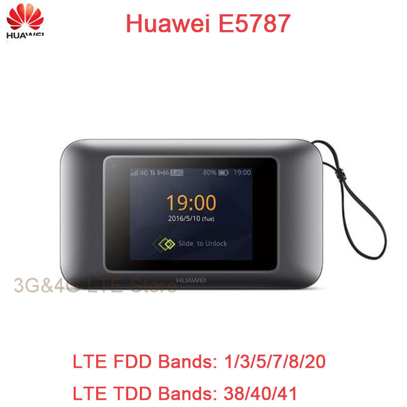 Unlocked Huawei E5787 LTE Cat6 300Mbps