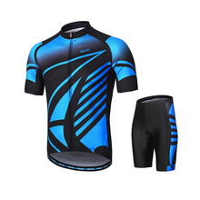ARSUXEO Cycling Jersey For Outdoor Sports Riding Men Cycling Clothing Windbreak Short Sleeve Bicycle Clothing Cycling Jersey Set cycling clothing limited men sleeve bicicletas riding suit long 2017 new summer sleeved male bicycle for jersey