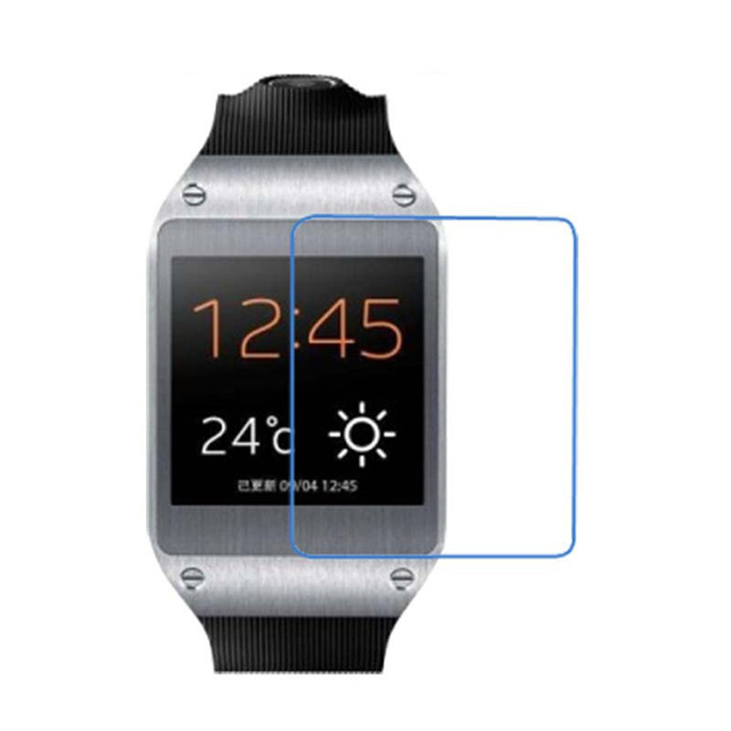 Wholesale Price Excellent Quality 5x CLEAR Screen Protector Guard Cover Film for Samsung Galaxy Gear V700 Dec20#