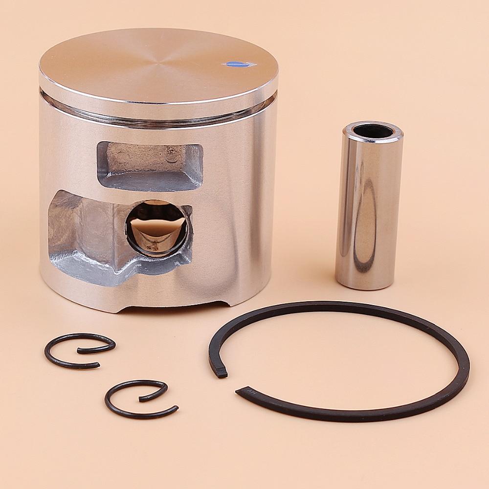 47mm Piston Ring Kit For HUSQVARNA 455, 455E, 455 Rancher Chainsaw Motor Engine Replace OEM 537 29 30-02