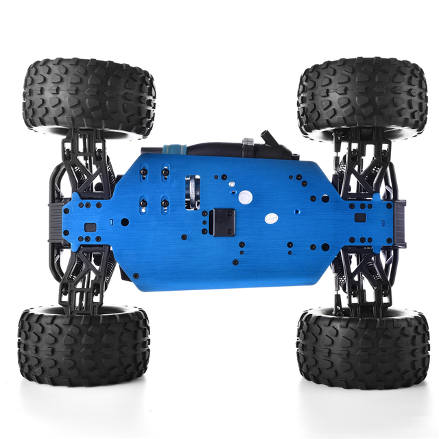 HSP RC Truck 1:10 Scale Nitro Gas Power Hobby Car Two Speed Off Road Monster Truck 94108 4wd High Speed Hobby Remote Control Car 6