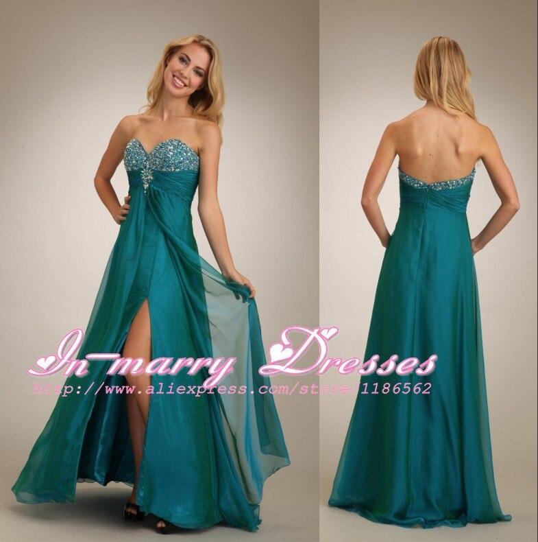 Teal Prom Dresses 2014 Promotion-Shop for Promotional Teal Prom ...