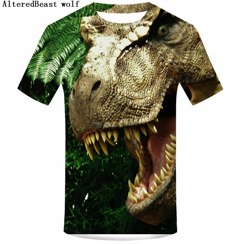 Detail Feedback Questions About Jurassic Park T Shirt Men O Neck