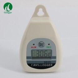 GRAIGAR AZ 8835 cyfrowy wyświetlacz LCD temperatura rejestrator danych dotyczących wilgotności AZ8835 z sondą|Termometry|   -
