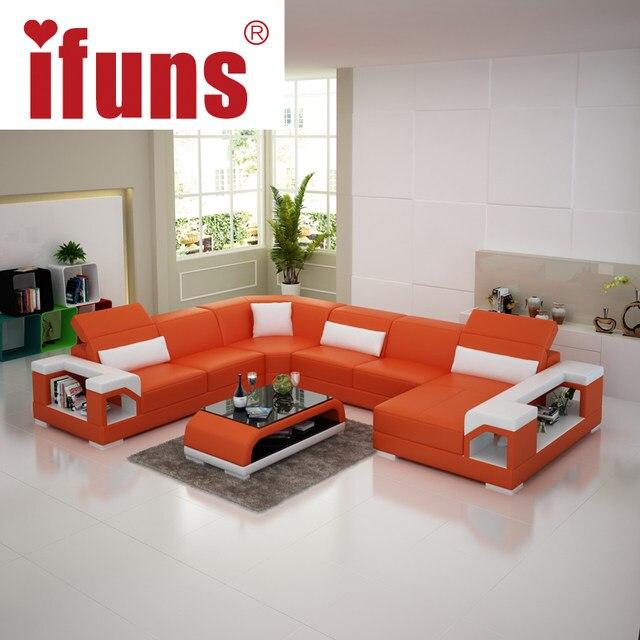 Tienda Online Ifuns moderno muebles de sala, sofá de diseño especial ...