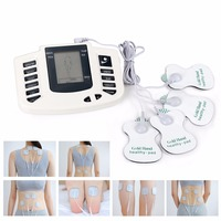 Pulse Tens Acupuncture Therapy Slipper Health Care Electrical Stimulator Full Body Relax Muscle Massager Free Shipping