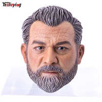 1/6 Scale Male Accessories Head Carving Sculpt Syria military contractor Fit 12 Inch Phicen Body Figure hot toys hobby Doll