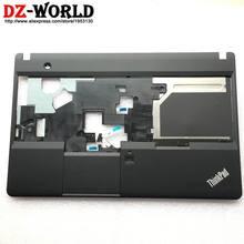 New Original Keyboard Bezel Palmrest Cover for IBM Lenovo ThinkPad E530 E535 With TP FP Card