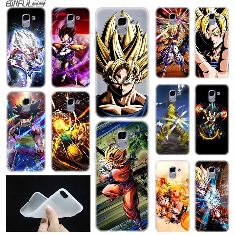 Dashing Dragon Ball Z Goku Dragonball Case Cover Tpu Coque For Samsung Galaxy J6 J8 J3 J5 J7 J4 J2 J1 Plus 2018 2016 2017 Eu Prime Ace Online Discount Cellphones & Telecommunications Fitted Cases