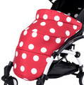 Additional warm leg cover 5 colors in stock baby stroller accessory
