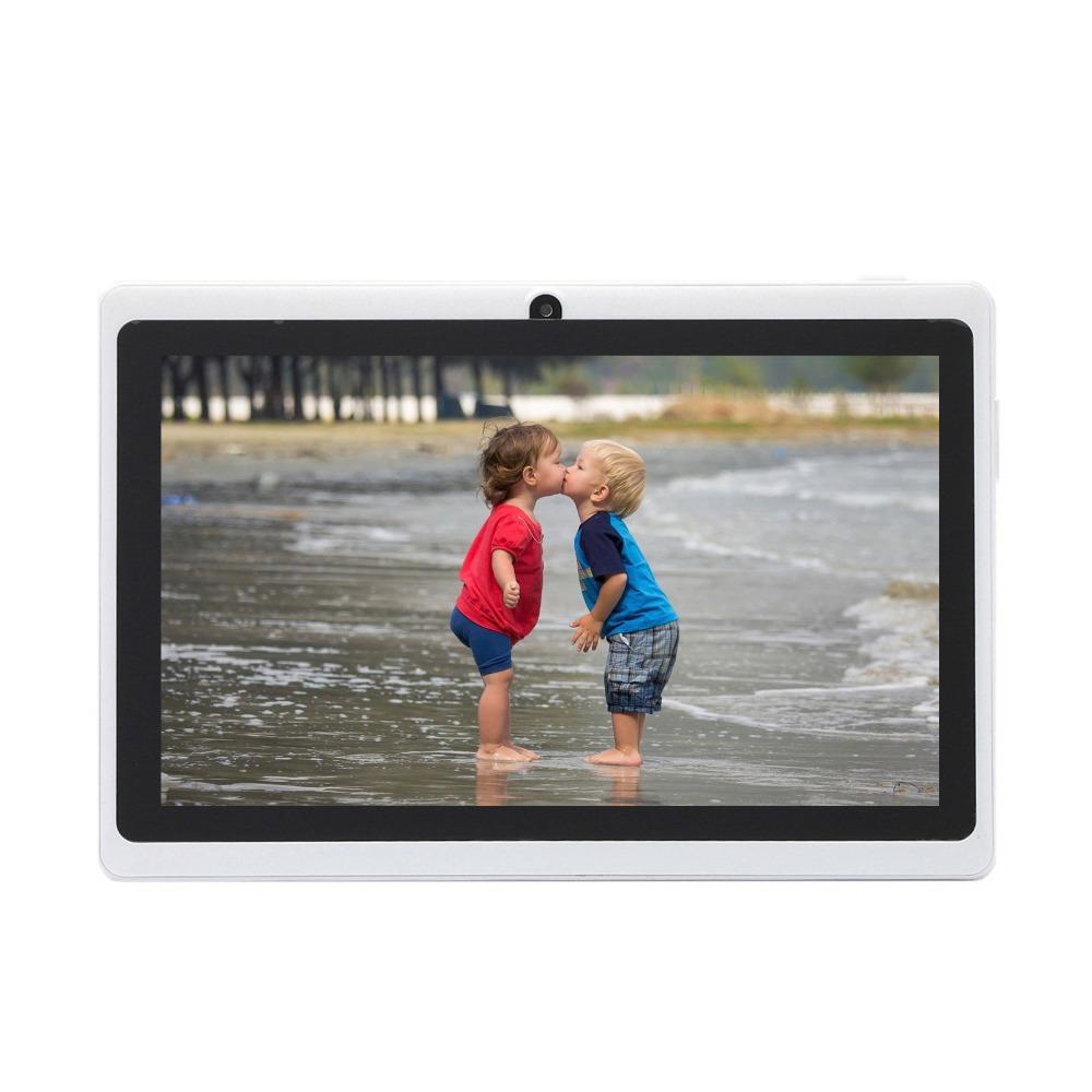 Prix pour Être bon pour la promotion et cadeau donné 7 pouce Quad core 1 GB 16 GB comprimés pc wifi Bluetooth double caméra Dual core Tablet pc 8 9 10