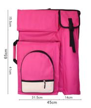 패션 4 K 귀여운 아트 가방 그리기 도구 방수 대형 아트 용품 가방 그림 스케치 가방 배낭 아티스트 66*49 CM