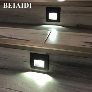 outdoor led step lights recessed led lighting fixture beiaidi outdoor led step light ip65 footlight waterproof recessed wall stair best top step light outdoor in wall brands
