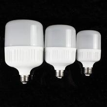 E27 led lamp 220V lampada power led lights for home light smd bulb e27 para el hogar living room decoration bombillas 20W 30W лампа светодиодная эра led smd power 30w 2700 e27