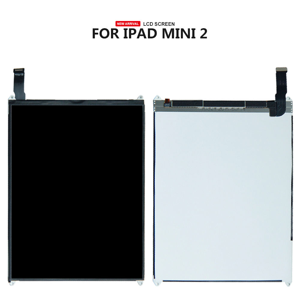 Tablet Display LCD For iPad Mini 2 3 Gen Retina A1489 A1490 A1599 Screen Tab Accessories For iPad Mini Repair Parts new lcd display screen for ipad mini 2 3 a1489 a1490 a1491 a1599 a1600 a1601 replacement parts digital original lcd panel