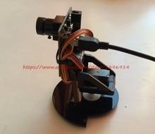 Freies verschiffen Pixy CMUcam5 Sensor Pan/Tilt für Pixy vision sensorkopf unterstützung Bild sensor modul
