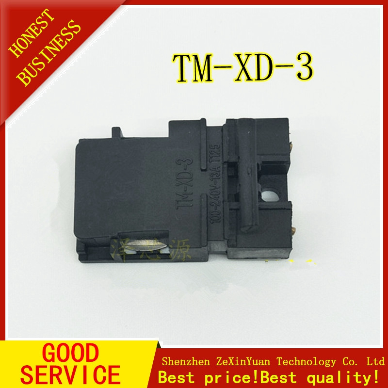 20PCS/LOT Kettle Electric Kettle Thermostat Switch TM-XD-3 100-240V 13A T125 36mm*22mm