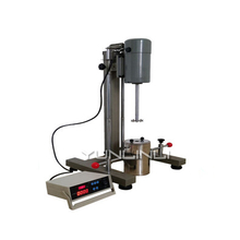 цена 2~5kg High Speed Disperser Laboratory Mixer Homogenizer Grinding Dispering Machine Paint ink Dispersion Machine FS-400D онлайн в 2017 году