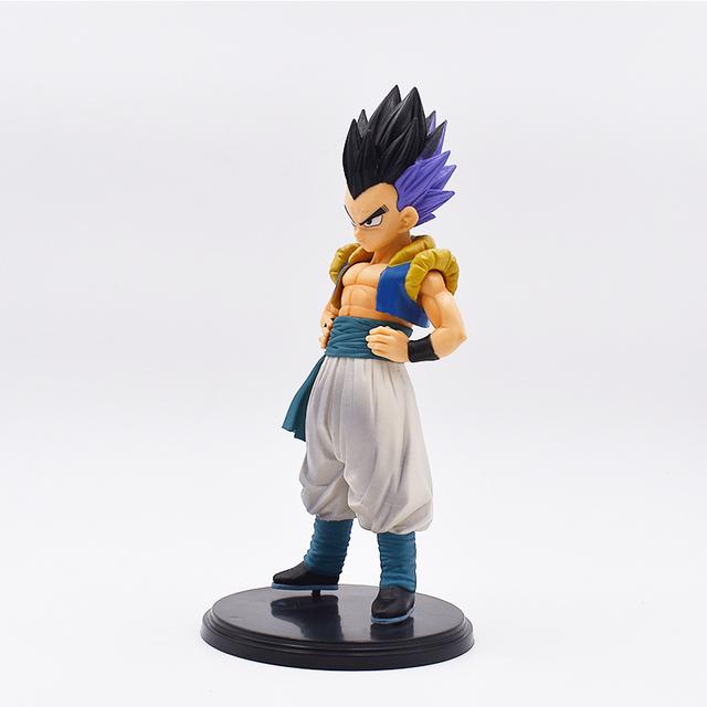 Dragon Ball Z Super Saiyan Gotenks Figura de Acción