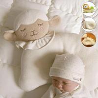 ร้อนขายน่ารักการ์ตูนแกะหมอนเด็กทารกทารกแรก